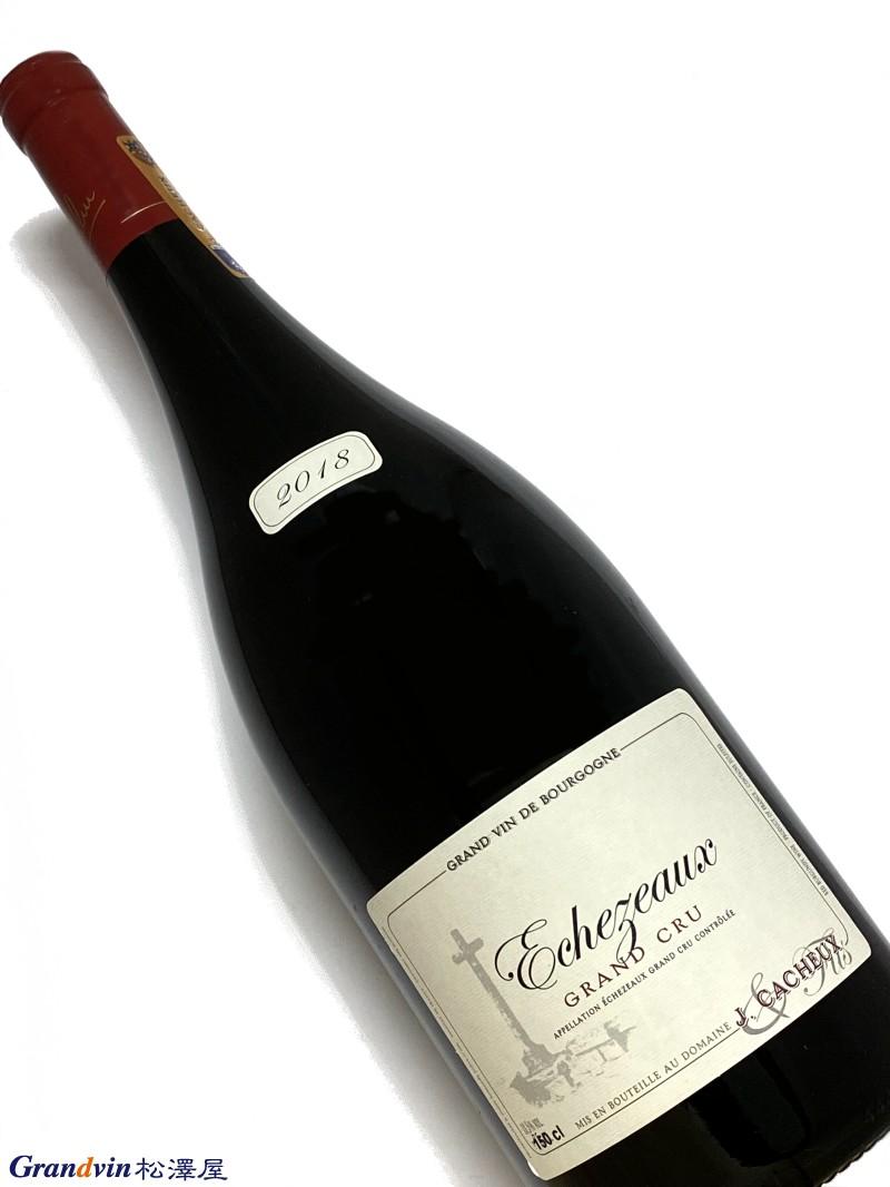2018年 ジャック カシュー エシェゾー 1,500ml フランス ブルゴーニュ 赤ワイン