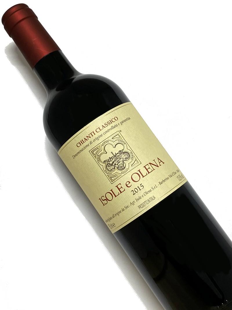 2015年 イゾレ エ オレーナ キャンティ クラシコ 750ml イタリア 赤ワイン