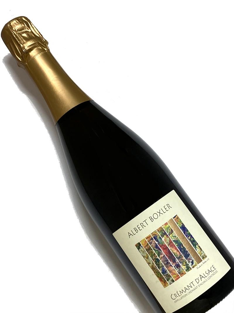 2016年 アルベール ボクスレ クレマン ダルザス 750ml フランス アルザス スパークリングワイン