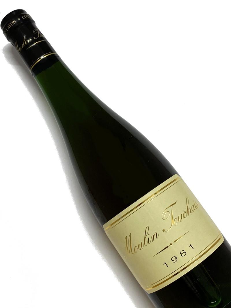 1981年 トゥーシェ コトー デュ レイヨン 750ml フランス ロワール 甘口白ワイン