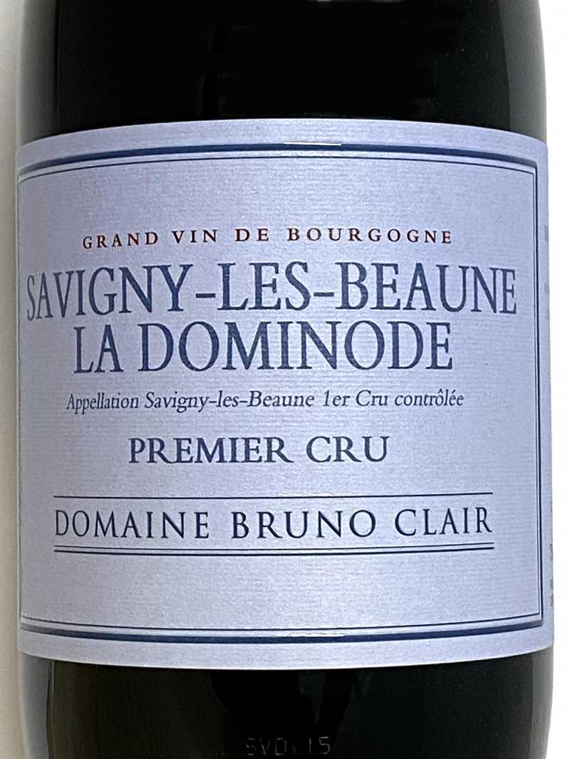 2015年 ブリュノ クレール サヴィニー レ ボーヌ ラ ドミノード 750ml フランス ブルゴーニュ 赤ワイン