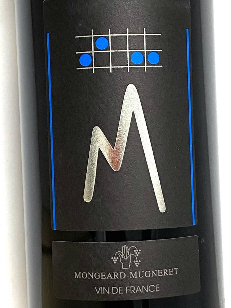 モンジャール ミュニュレ M ヴァン ド フランス マルベック 750ml フランス ブルゴーニュ 赤ワイン
