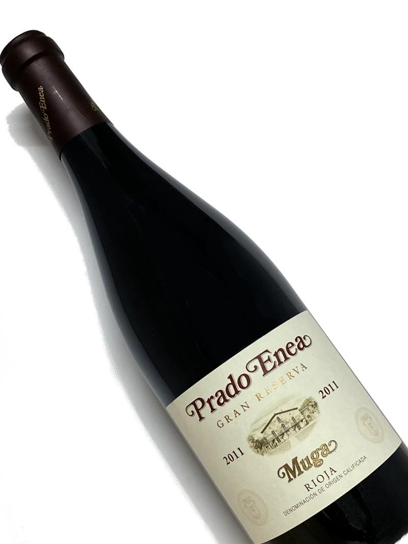 2011年 ボデガス ムガ プラド エネア グラン レセルバ 750ml スペイン 赤ワイン