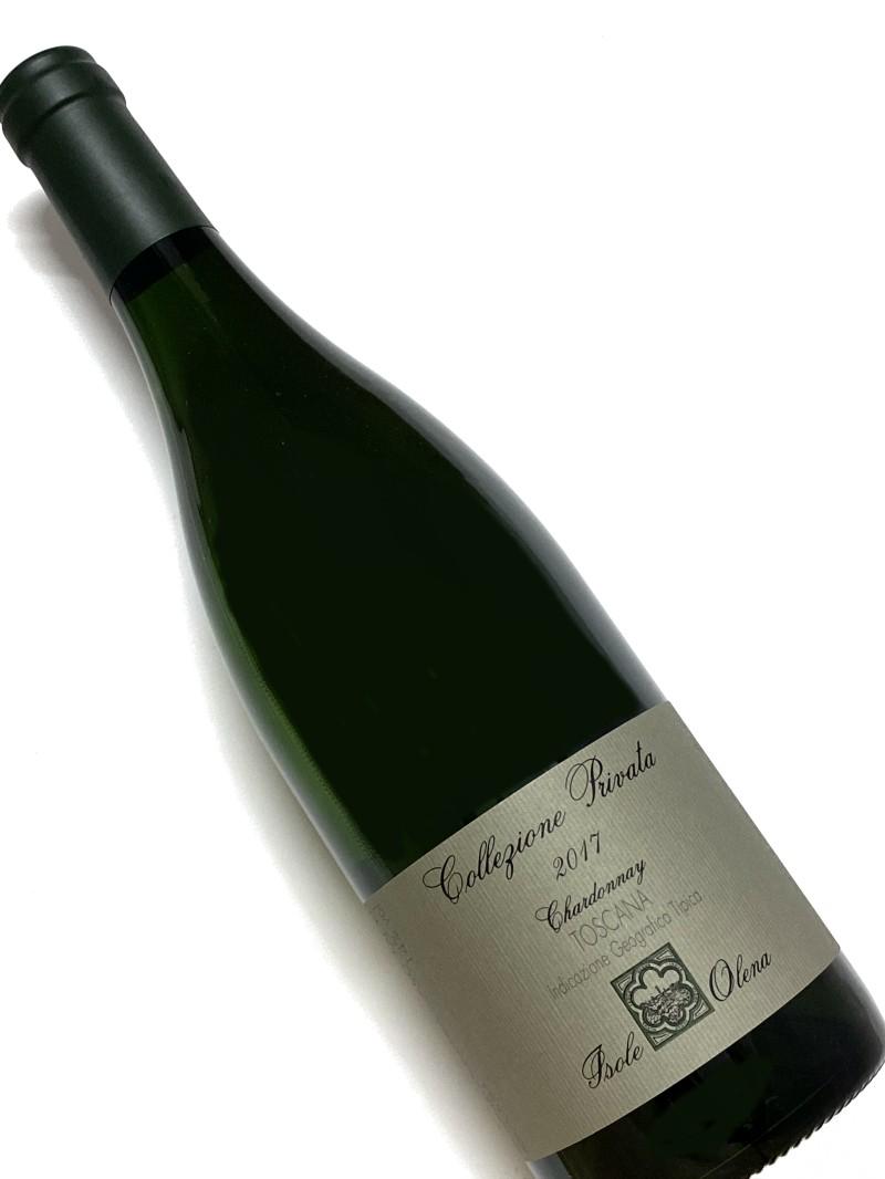 2017年 イゾレ エ オレーナ シャルドネ コッレツィオーネ プリヴァータ 750ml イタリア 白ワイン