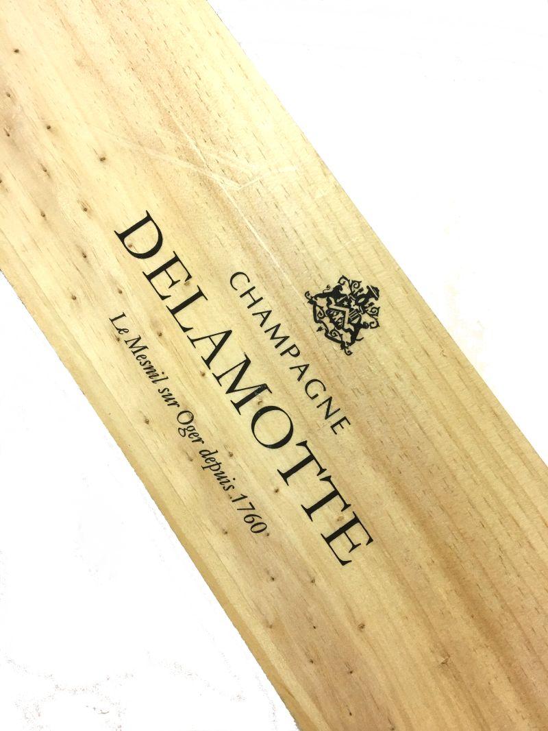 1999年 ドゥラモット ブラン ド ブラン コレクション 750ml フランス シャンパン