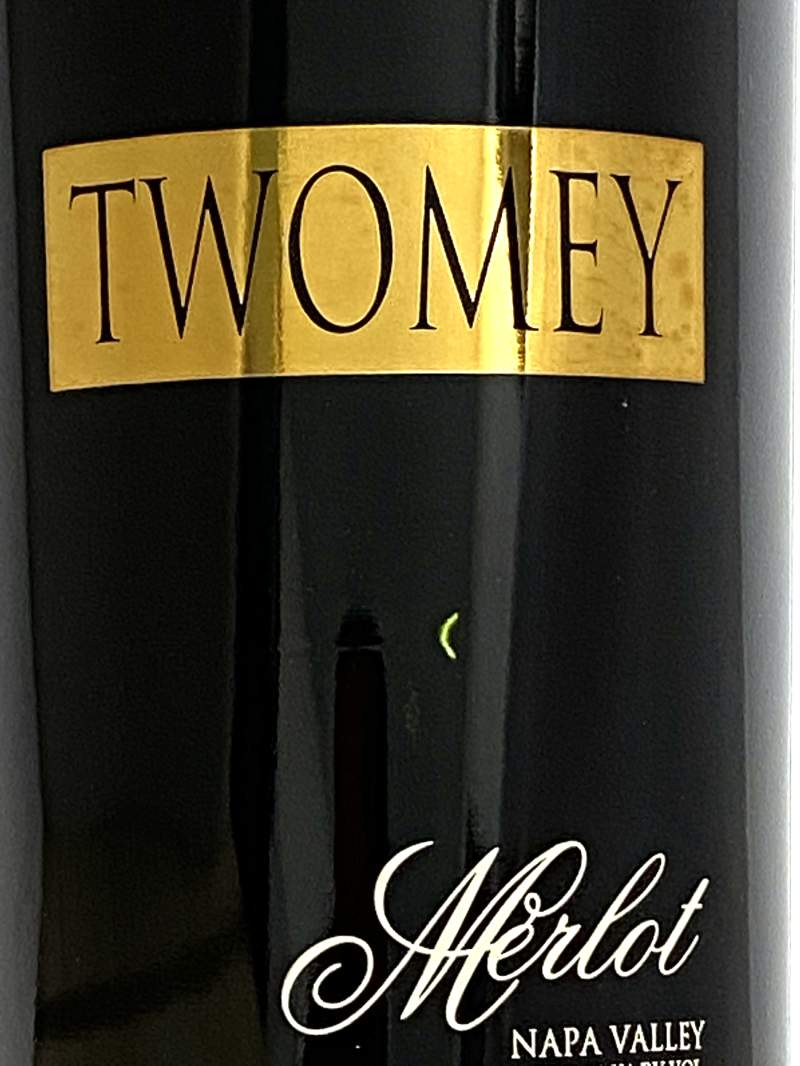 2015年 トゥーミー メルロ ナパ ヴァレー ソーダー キャニオン ヴィンヤード 750ml アメリカ 赤ワイン