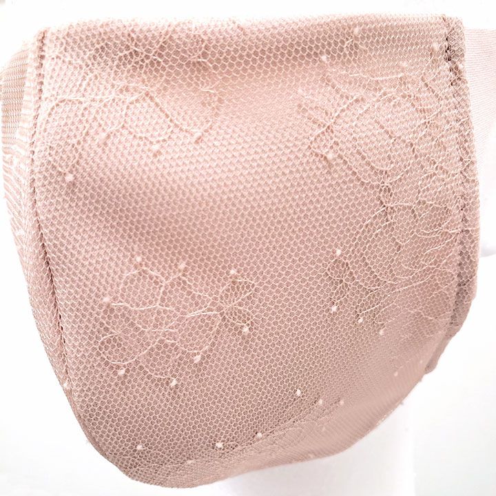 [メール便送料無料] [日本製] 洗って繰り返し使える水着素材のマスク 1枚 グラニーレマスク ElegantPink np