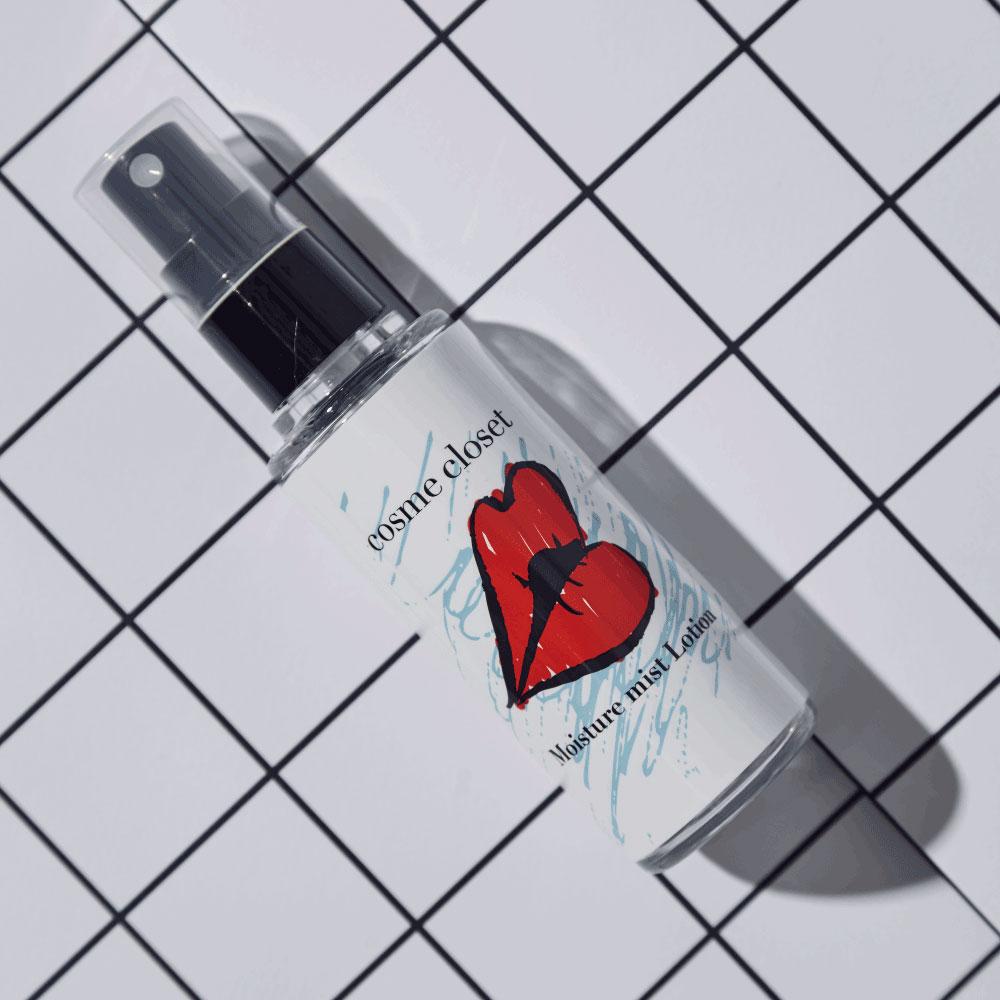 【コスメクローゼット】モイスチャーミストローション60ml(化粧水)