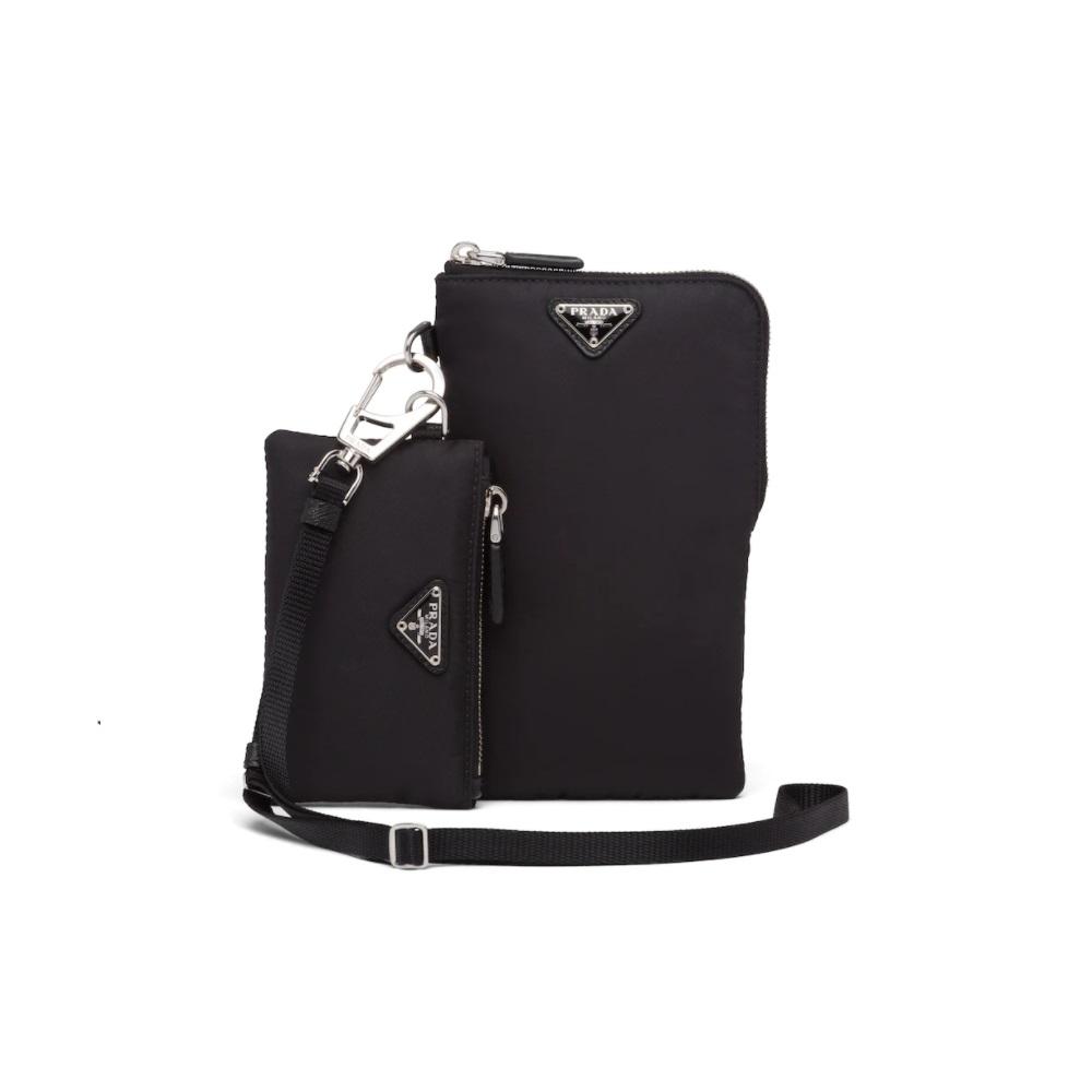 PRADA(プラダ) 2TT091_2DMI Two Re-Nylon pouches
