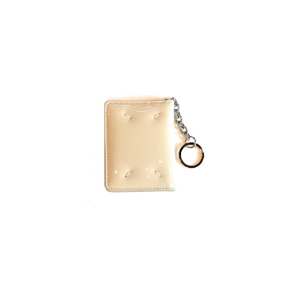 MaisonMargiela(メゾンマルジェラ) S56UI0128P2921 カードケース キーリング 財布