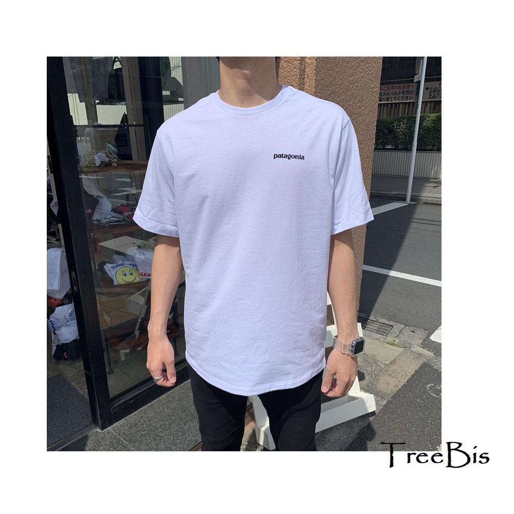 パタゴニア 38504 メンズ P-6ロゴ レスポンシビリティー Tシャツ