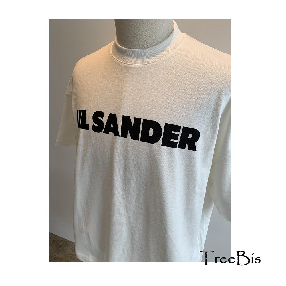 ジルサンダー(Jil Sander) JSPS7070 ロゴTシャツ