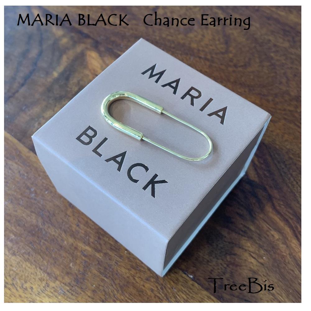 Maria Black(マリアブラック) 100532 Chance Earring Gold ピアス