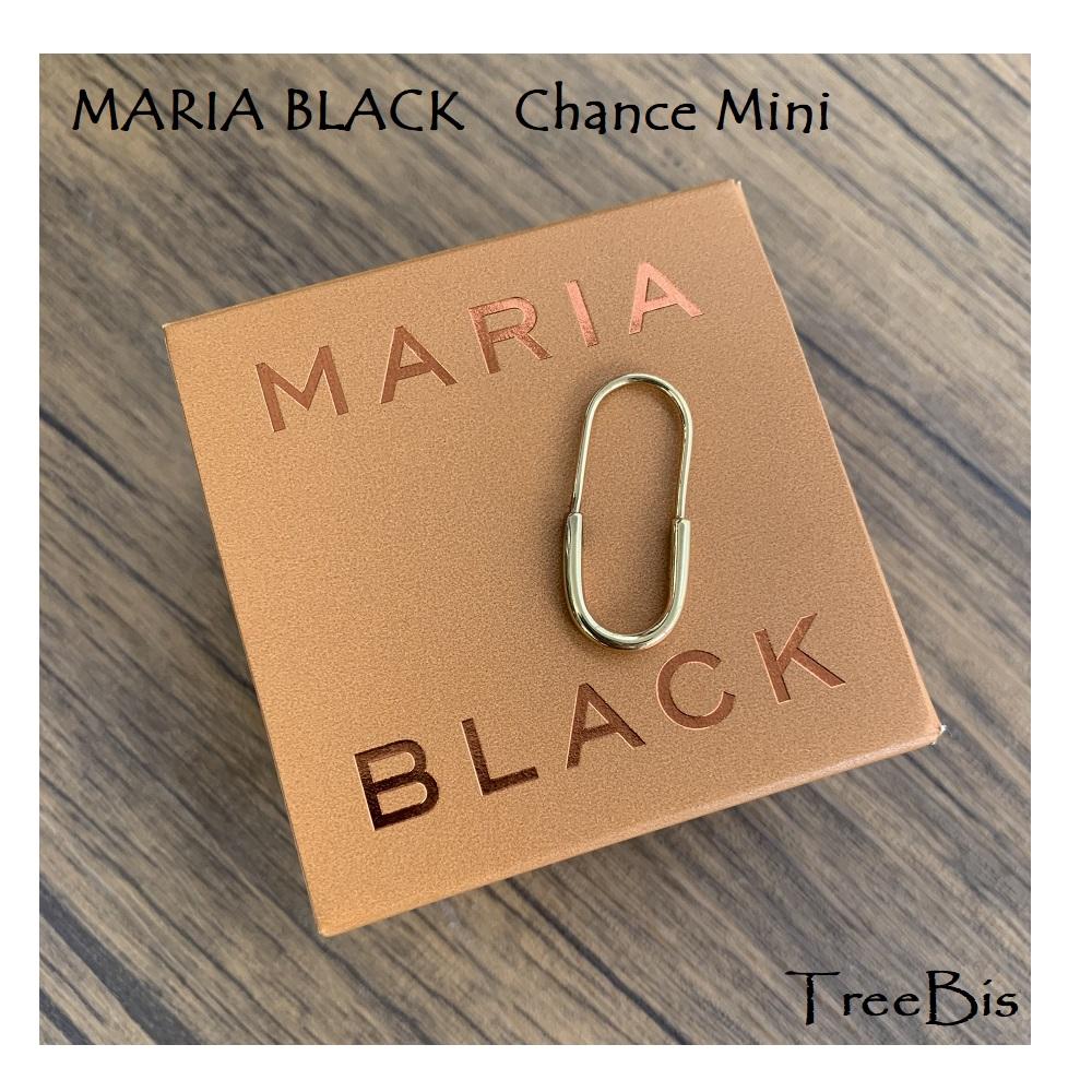 Maria Black(マリアブラック) 100583 Chance Earring Gold MINI ピアス