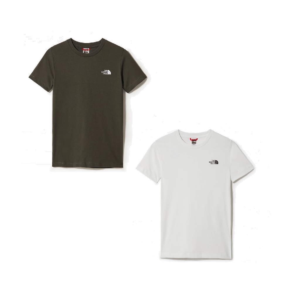 THE NORTH FACE(ノースフェイス) 2WAN EUモデル YOUTH SIMPLE DOME T-SHIRT キッズ