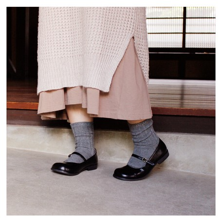 ウール アンゴラ ソックス レディース かわいい 冬 温かい 日本製 2020新作 靴下 クリックポスト便