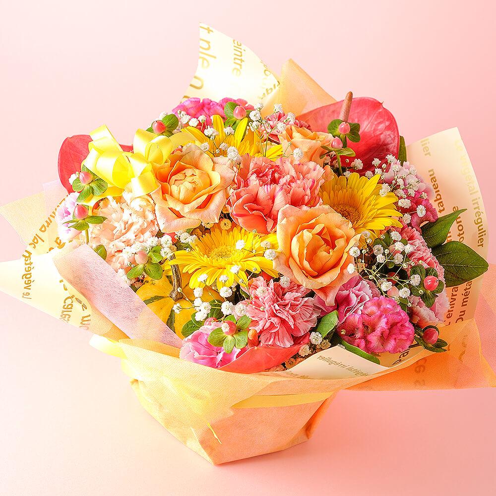旬のお花の定期便 14日コース【スタンダード】