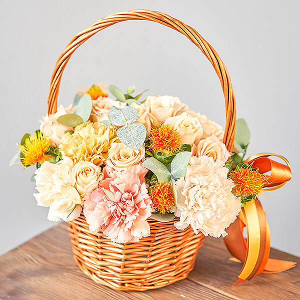 旬のお花の定期便 30日コース【スタンダード】