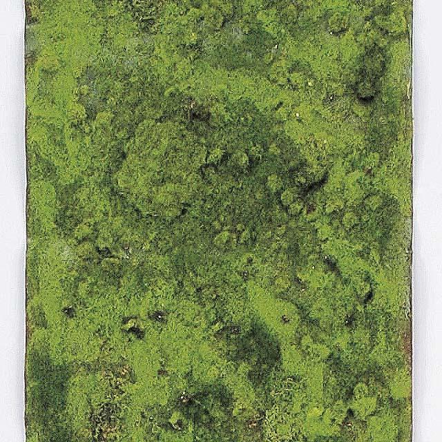 モスシート(ロング) グリーン A-15169【造花】