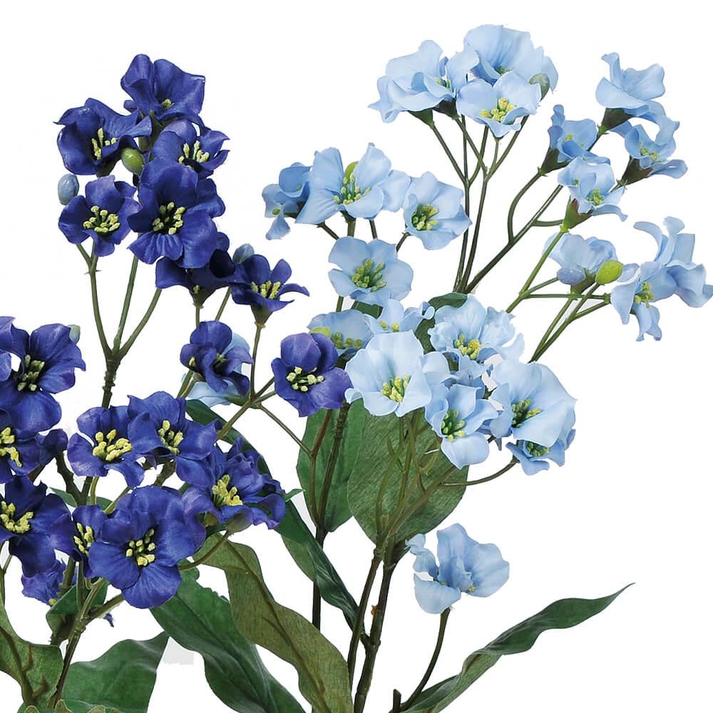 ブロッサムスプレー×25 つぼみ×8 A-33080【造花】