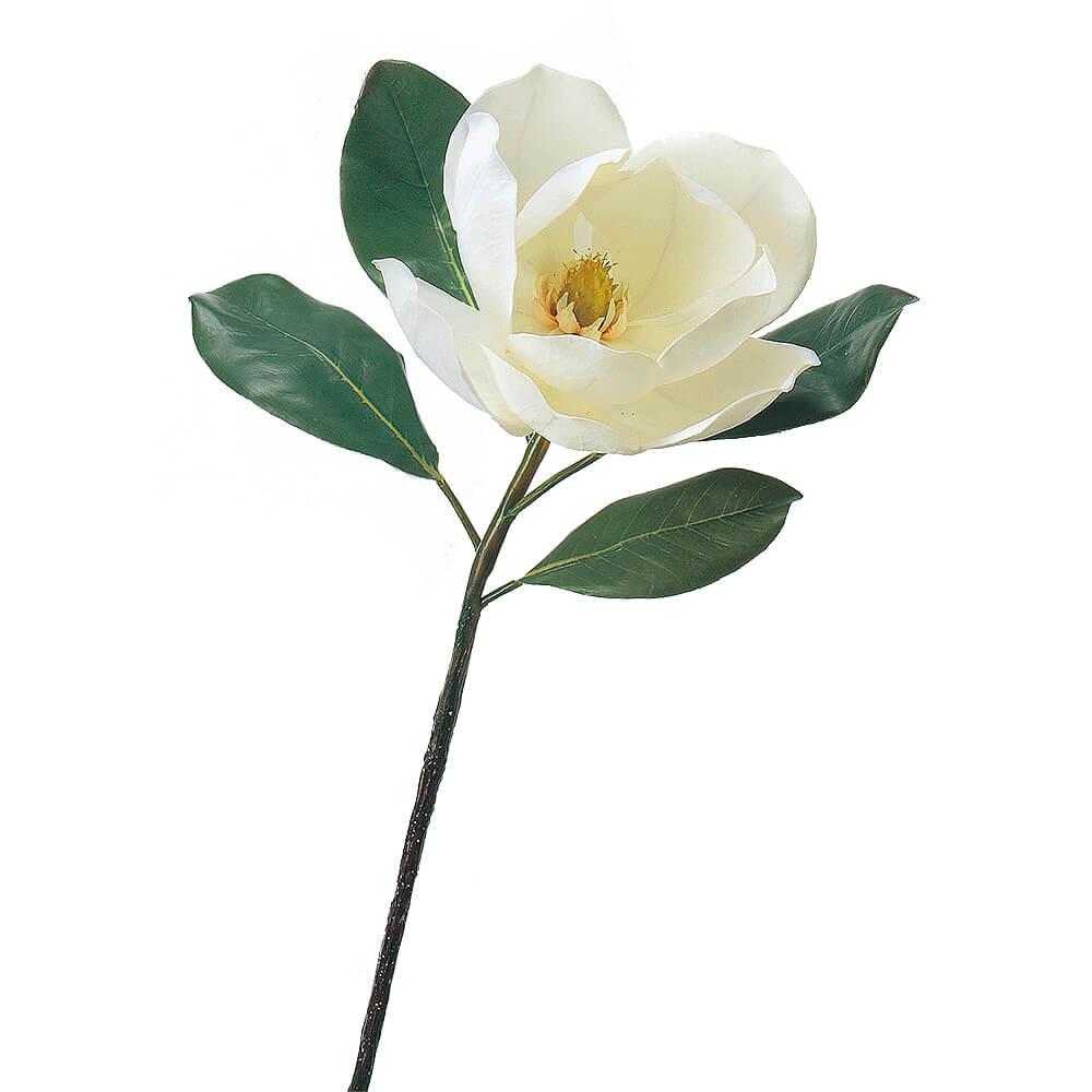 マグノリア ホワイト A-31265【造花】