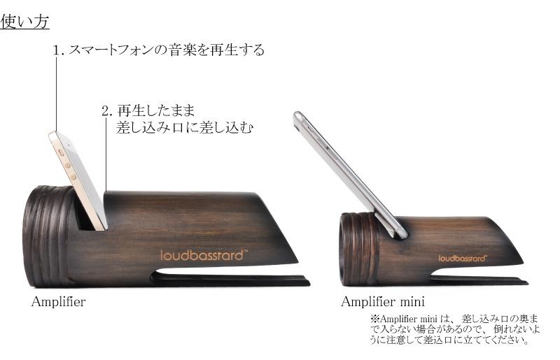 【LB-201】Amplifier