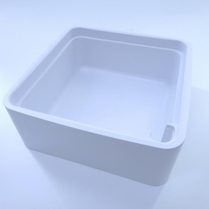 特価 水耕栽培ケースセット 白<br> CB01W