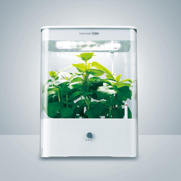 水耕栽培器 UH-CB01G1(W)