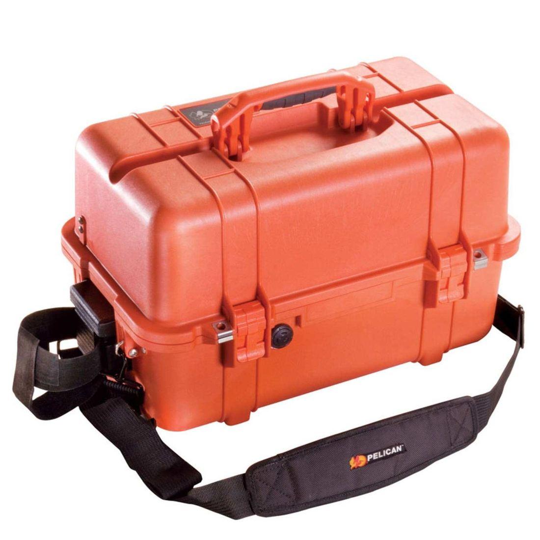 ペリカン 1460EMS 防水ケース 仕切 ショルダーベルト付  自社在庫品