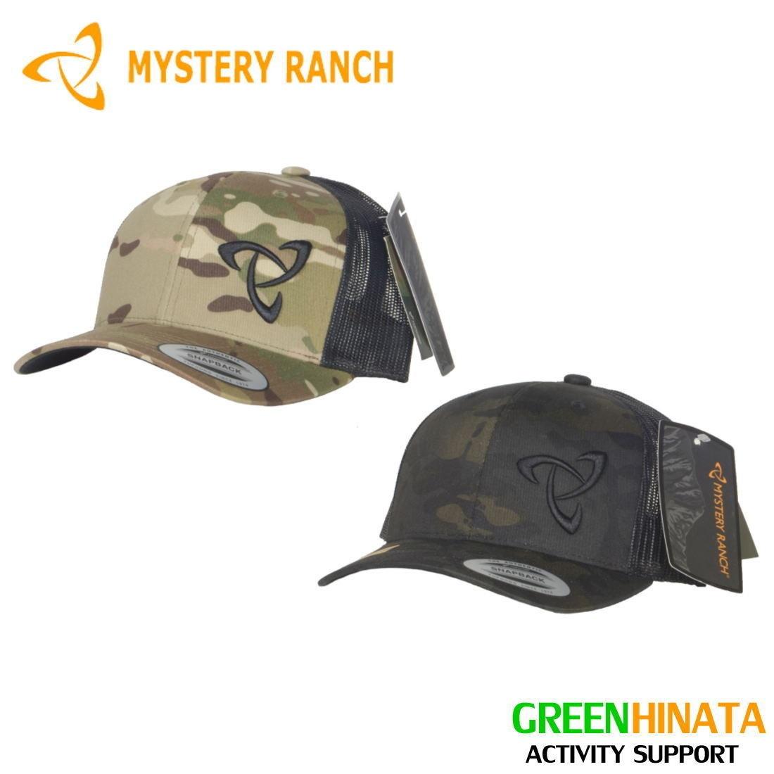 ミステリーランチ スピナートラッカー 帽子キャップ  国内正規品
