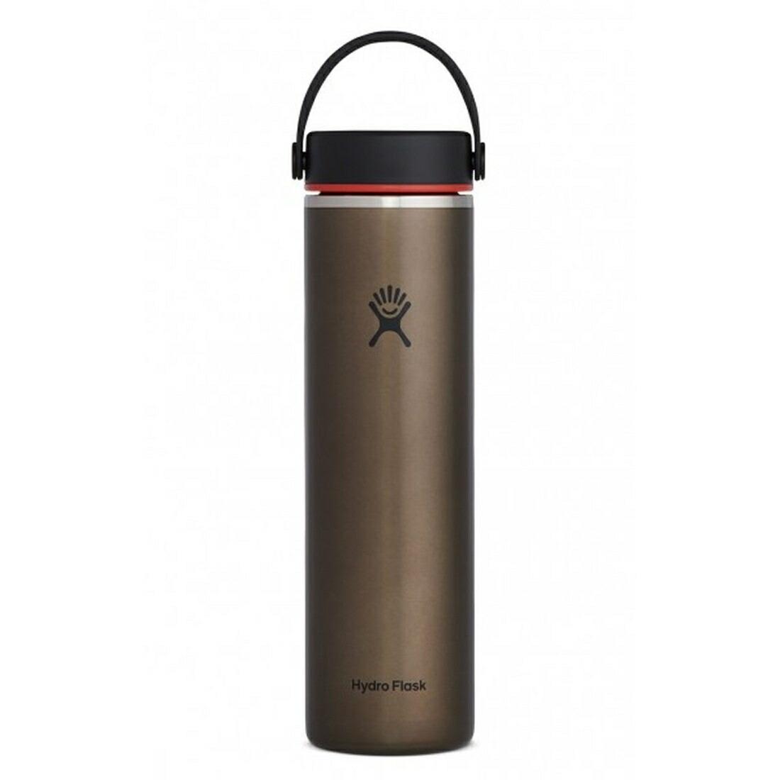 ハイドロフラスク ライトウエイト ワイドマウス24oz 保温 保冷 ボトル 水筒  国内正規品