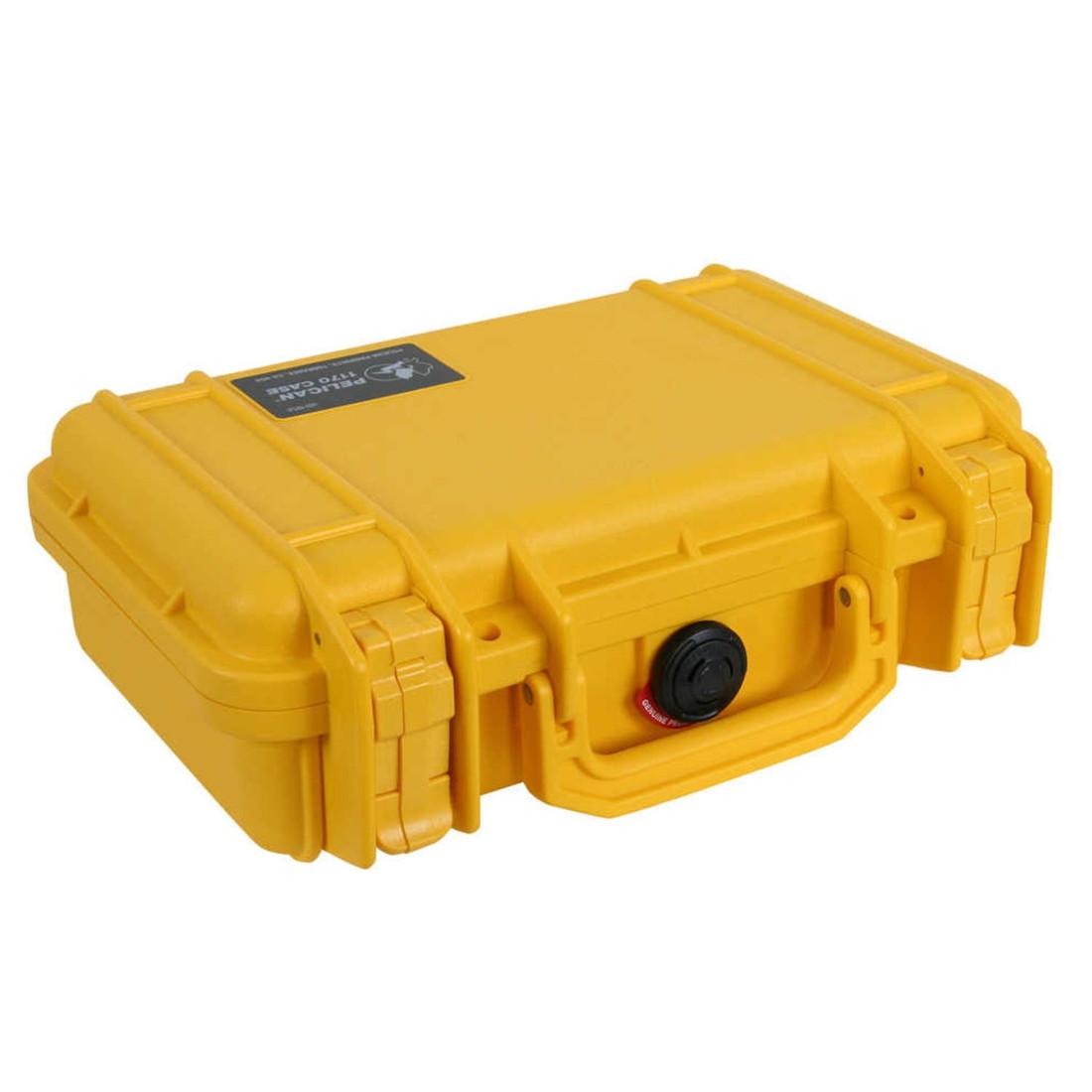 【自社在庫品】 ペリカン 1170フォームN 防水ケース フォーム付 PELICAN Waterproof Case 1170 WL/WF SILVER