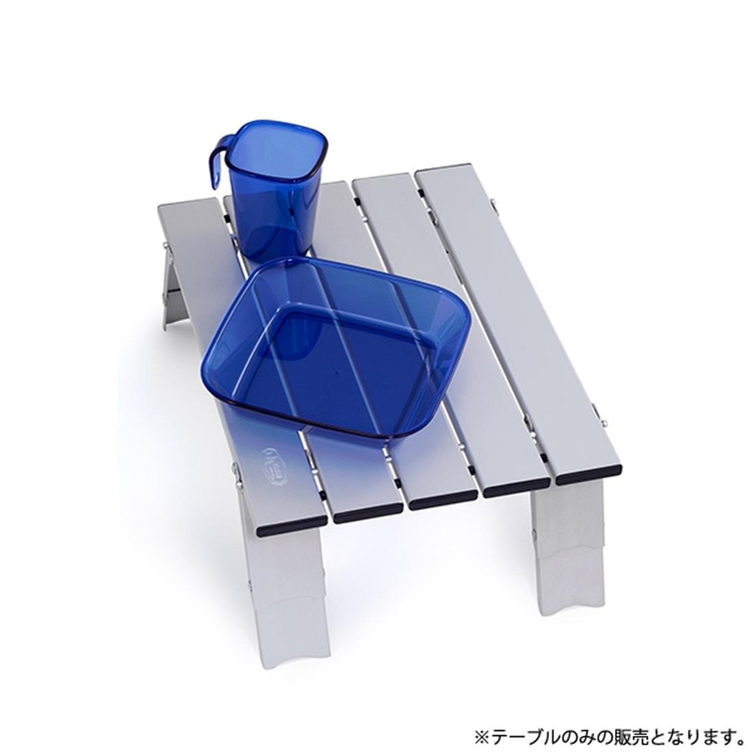ジーアイエス マイクロテーブル アルミ  国内正規品