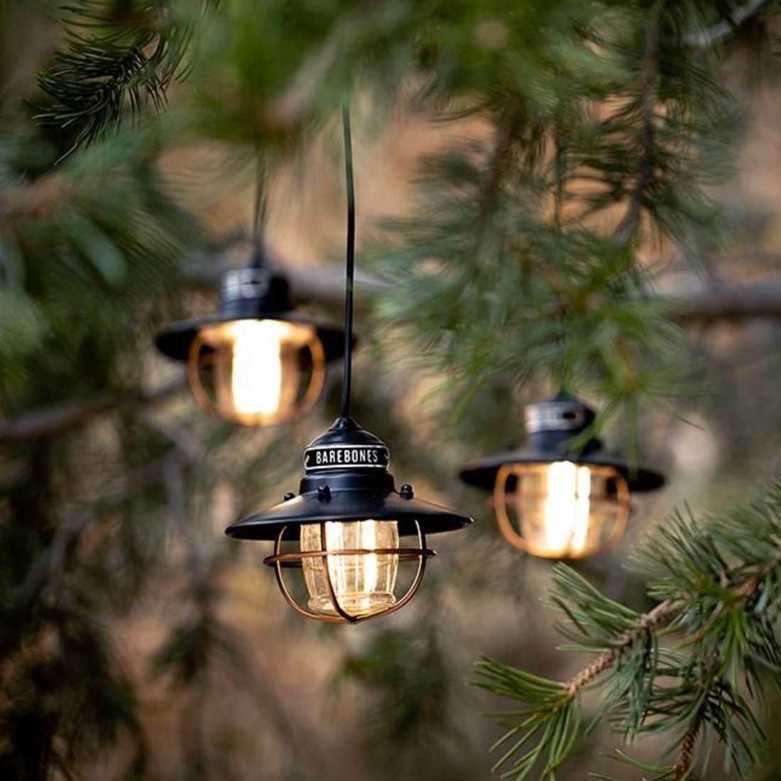 ベアボーンズ リビング エジソンストリングライト LED ランタン  国内正規品