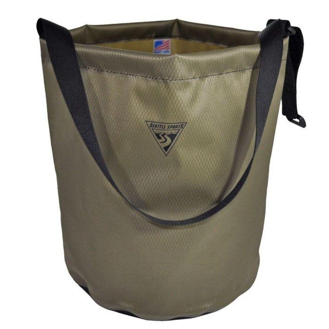シアトルスポーツ ポケットバケット 12L コンパクトバケツ バッカン  国内正規品