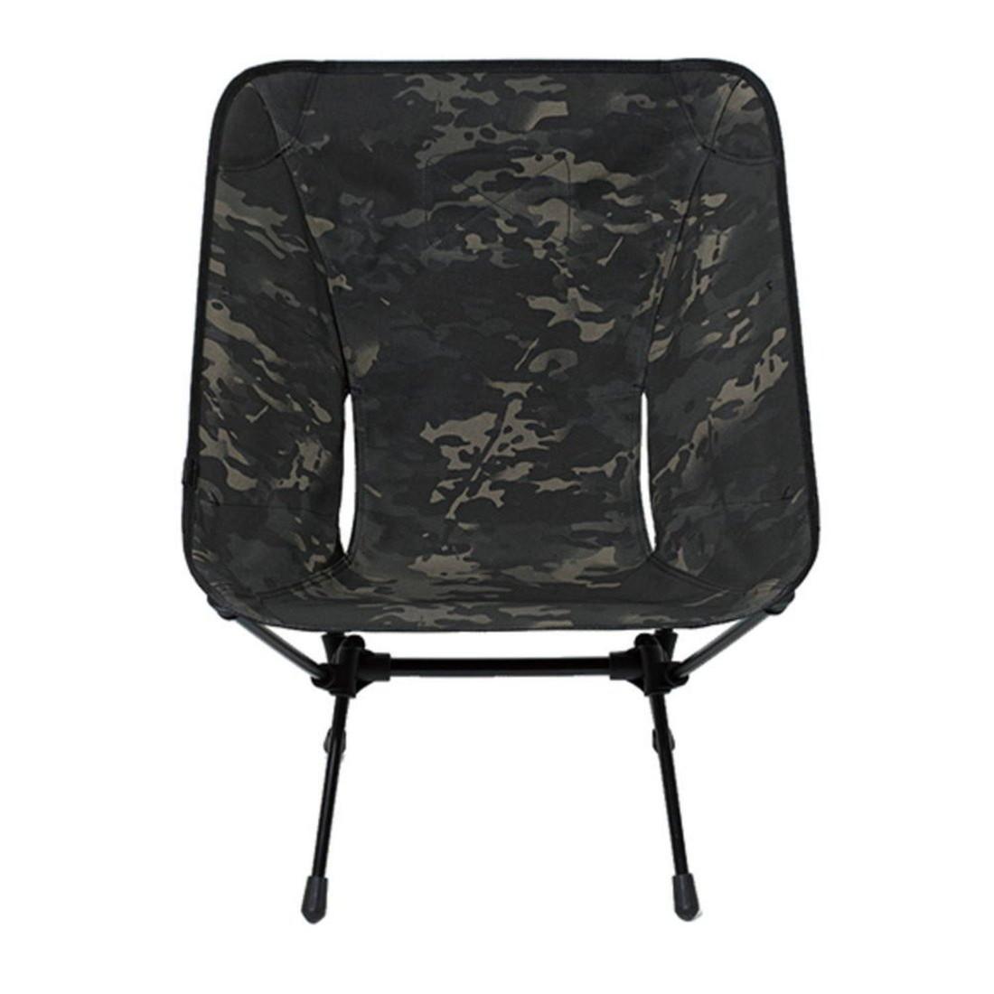 ヘリノックス タクティカルチェアMCブラック マルチカム 折りたたみ椅子チェアー  国内正規品