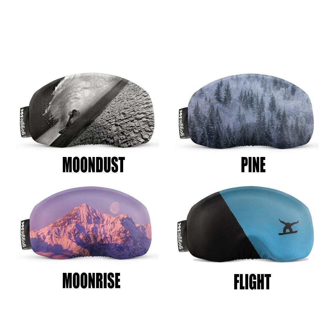 ゴーグルソック gogglesoc スコット サーファス 限定モデル ゴーグルカバー  国内正規品
