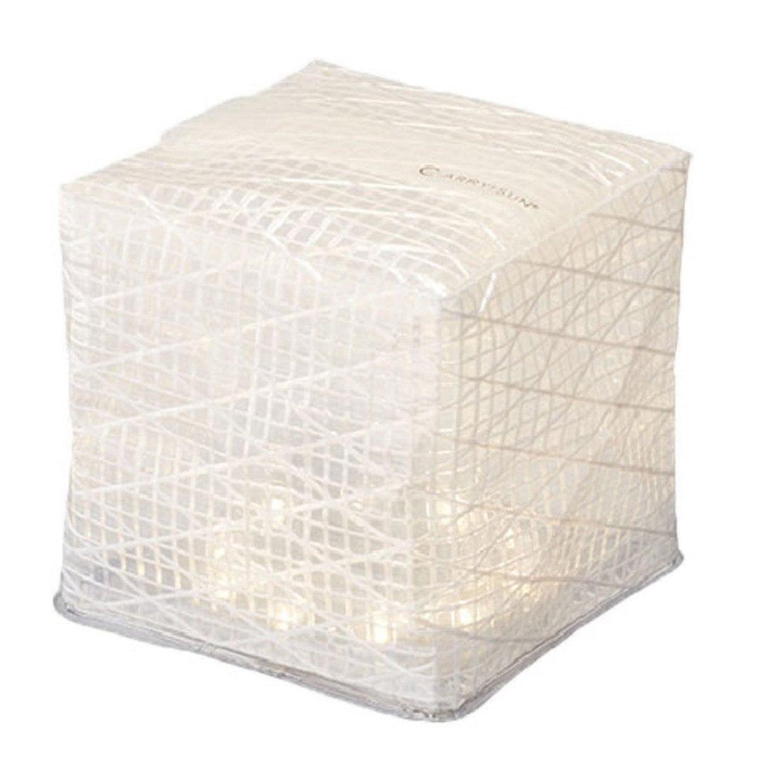 ランドポート キャリー・ザ・サン ウォームライト クールブライト MEDIUM キャリーザサン LED 軽量 折り畳み ランタン ミディアム非常用 ソーラーライト   国内正規品