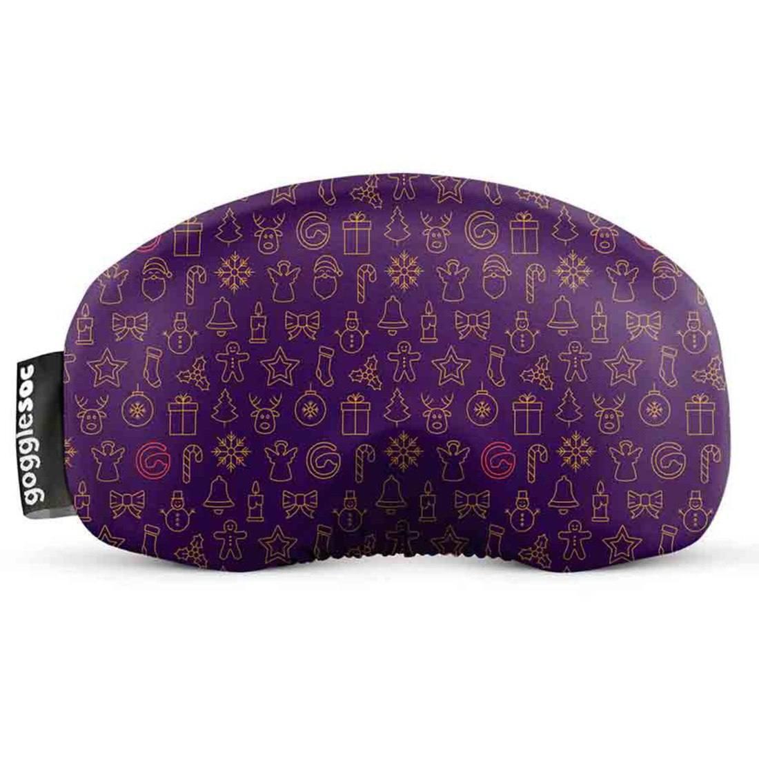 ゴーグルソック gogglesoc クリスマス 限定モデル ゴーグルカバー  国内正規品