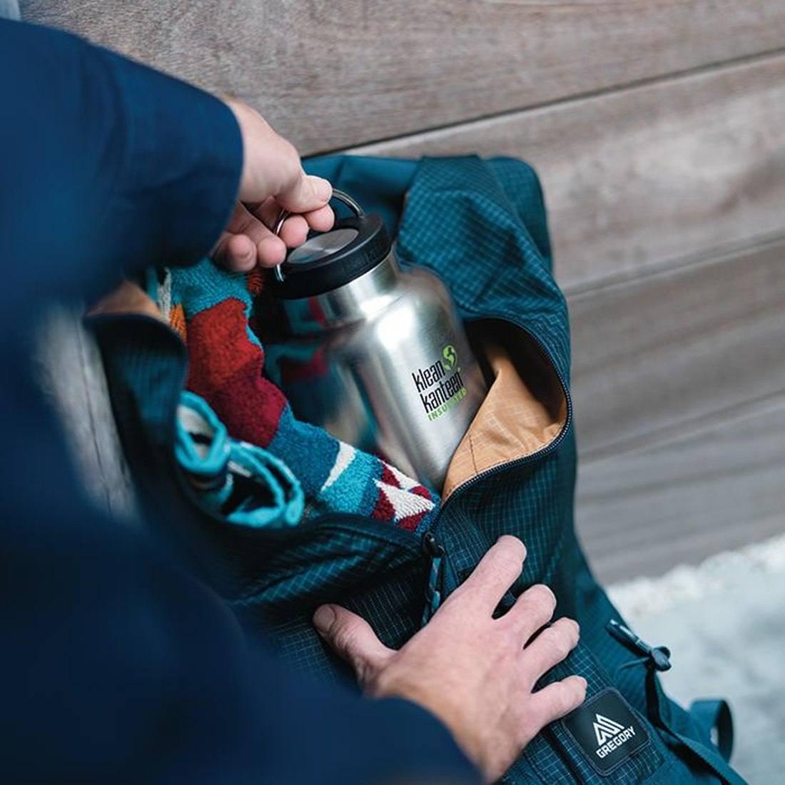 クリーンカンティーン TKワイド 64 ループ 保冷保温ボトル水筒 マグボトル  国内正規品
