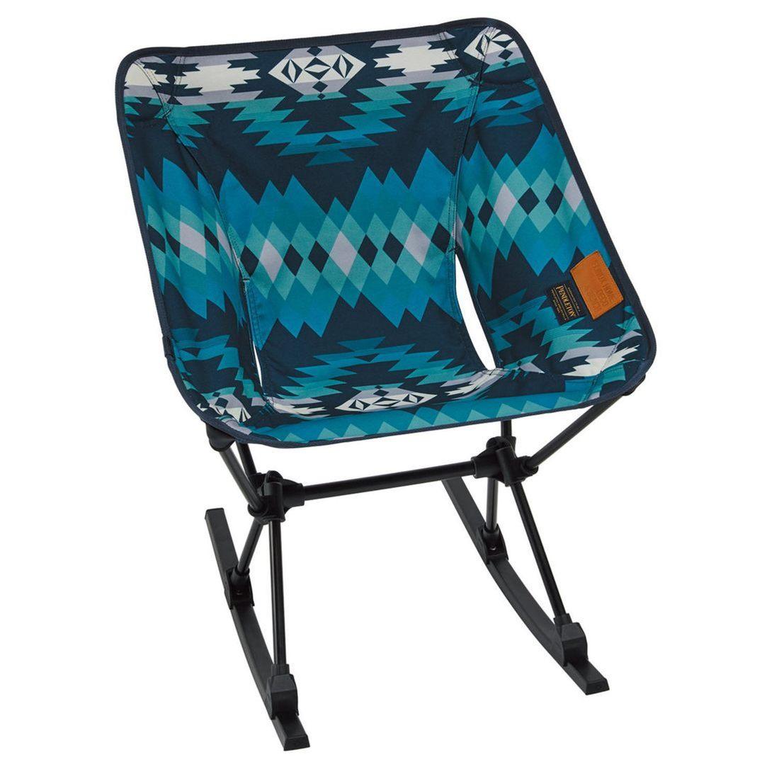 ヘリノックス ペンドルトン ホームチェアー ロッキングフットセット 折りたたみ椅子チェアー  国内正規品