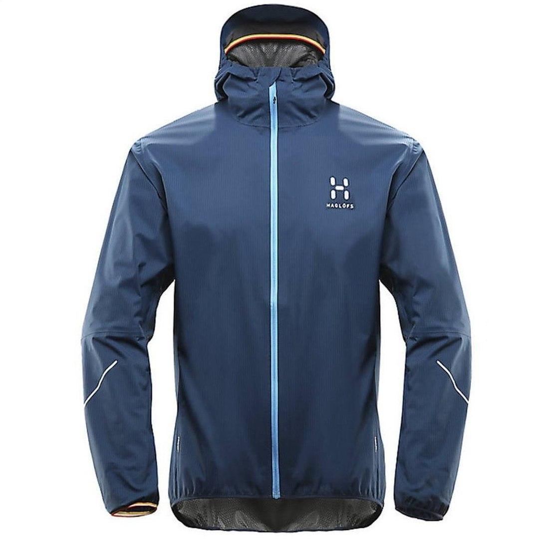 ホグロフス アンプルプルーフジャケット メンズ ハードシェル  国内正規品