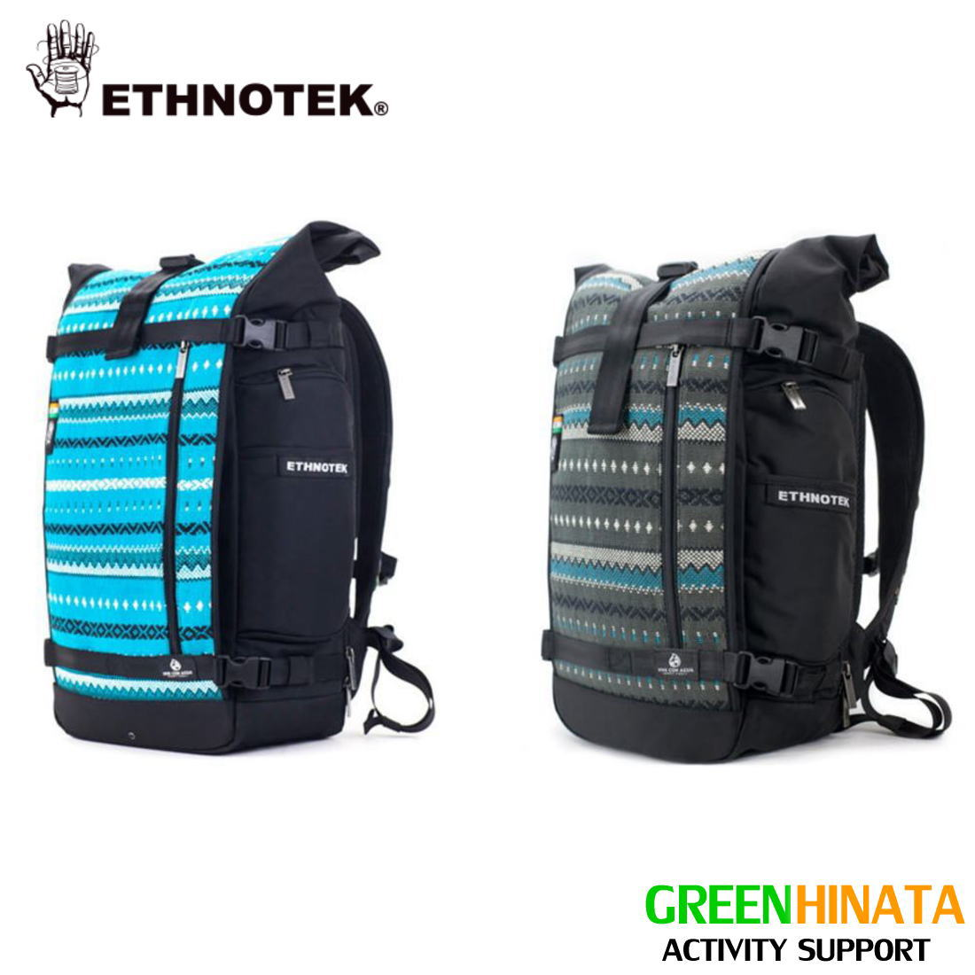 エスノテック ラージャパック30 VIVA CON AGUA リュックリュックサック バッグ  国内正規品