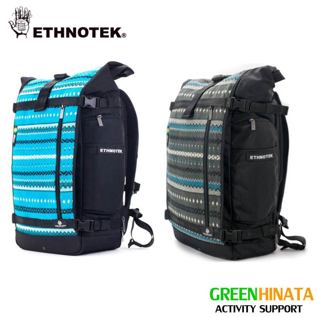 エスノテック ラージャパック46 VIVA CON AGUA リュックリュックサック バッグ  国内正規品