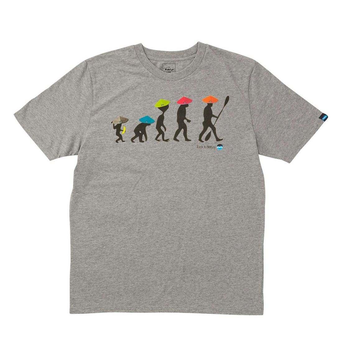 カブー バックトゥネイチャー T ティーシャツ ロゴT  自社在庫品