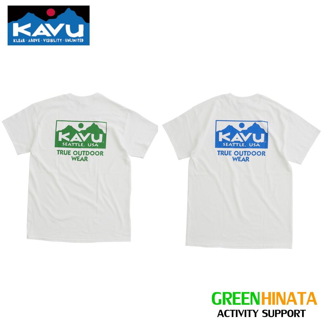 カブー トゥルーロゴ T ティーシャツ ロゴT  自社在庫品