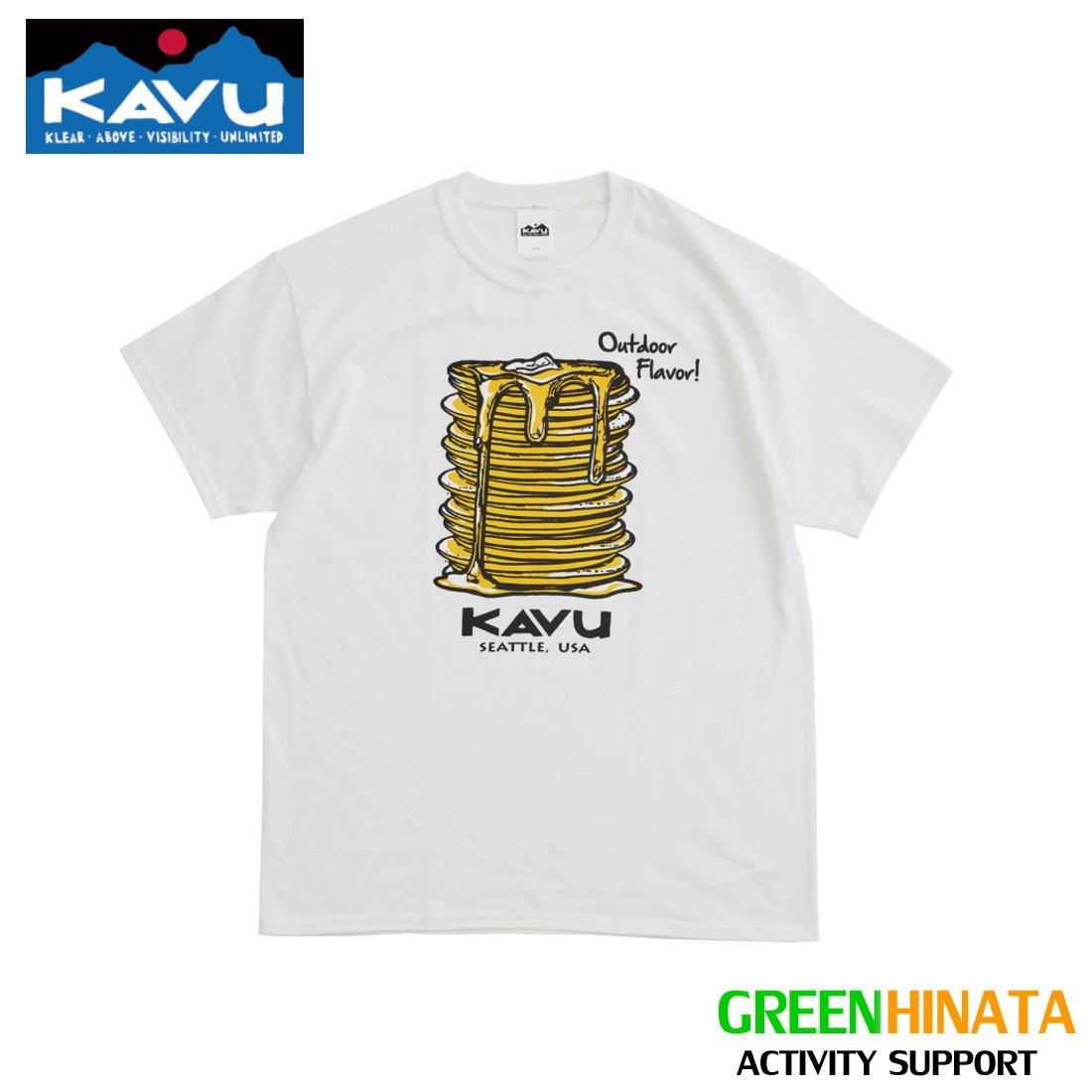 カブー パンケーキ Tee ティーシャツ ロゴT  自社在庫品
