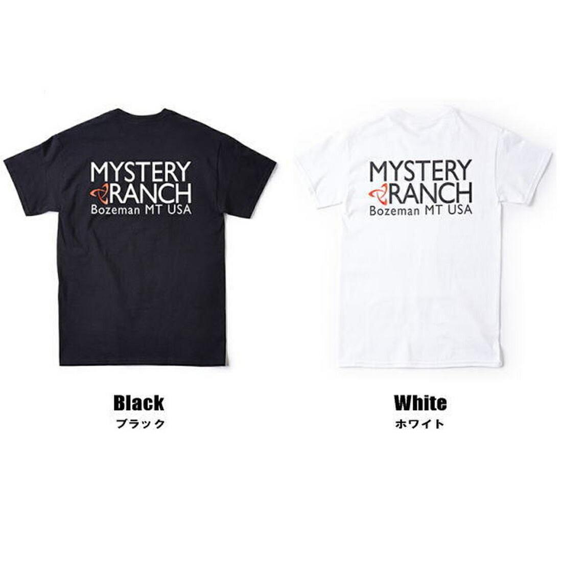 ミステリーランチ ティーシャツスクエアロゴT 半袖 コットンTシャツ  国内正規品