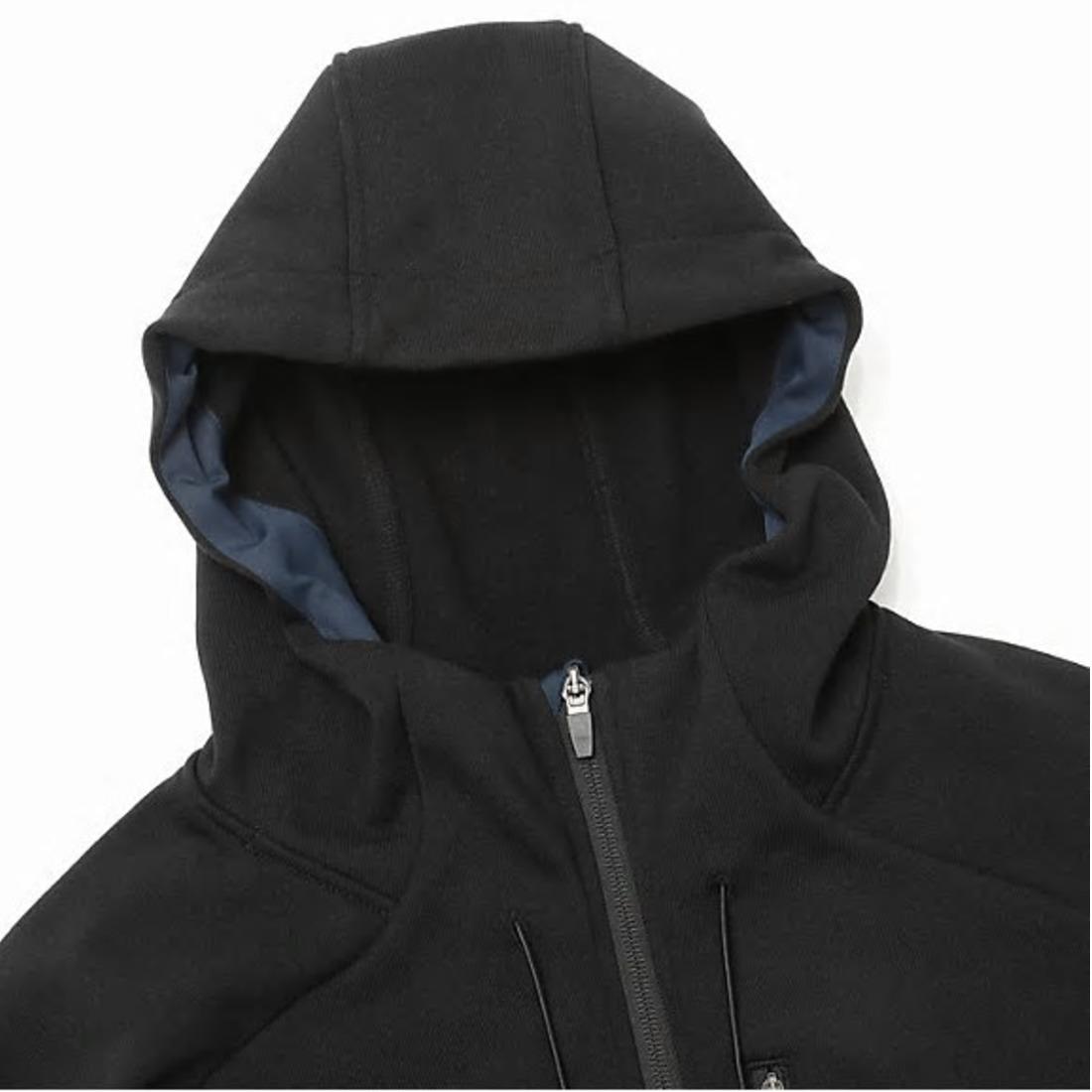 ホグロフス ハイブリッド パーカー メンズ フードジャケット  国内正規品