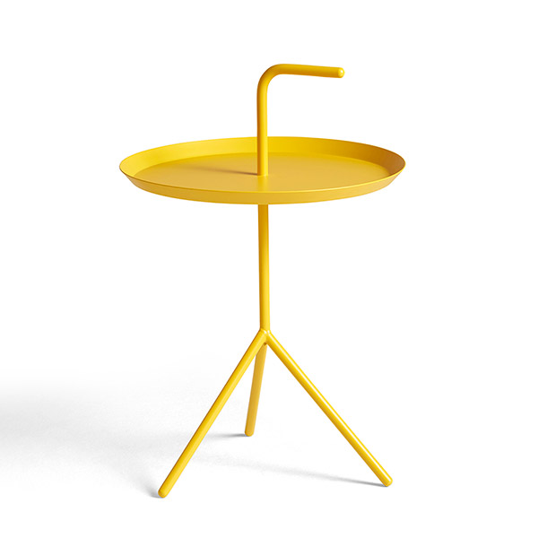 DLM SIDE TABLE SUN YELLOW